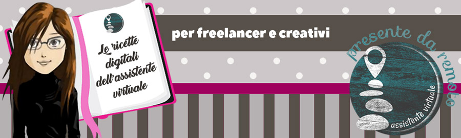 assistente virtuale per freelancer e creativi