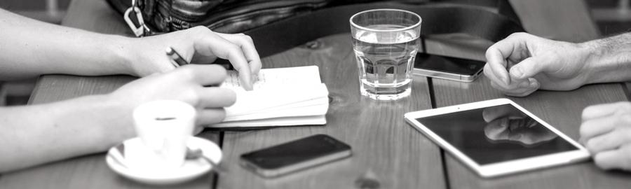 riunione tra blogger
