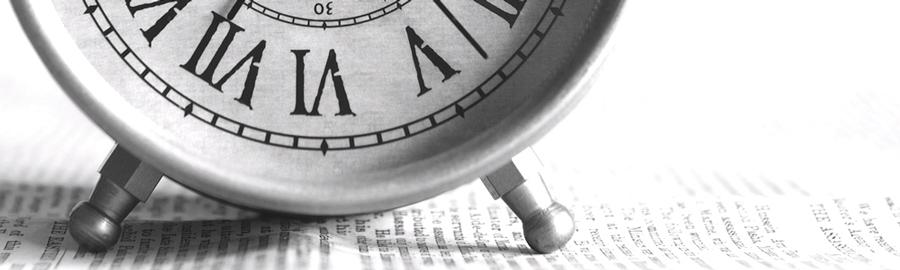 il tempo dell'imprenditore