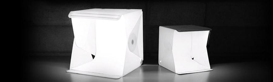 Foldio lightbox