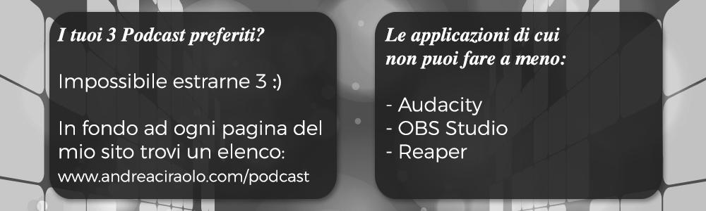 andrea ciraolo podcast 01