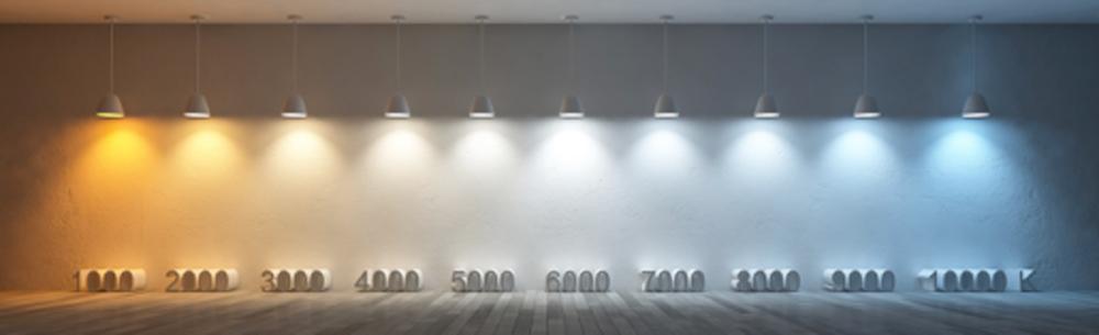 luce spazio di lavoro